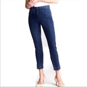 Gap signature skinny ankle jeans